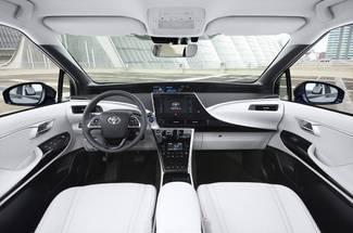 Toyota Mirai : la version européenne sous tous les angles
