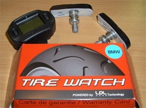 Tire Watch : Keep the pressure !