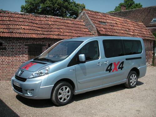 vehicule 4x4 dangel occasion