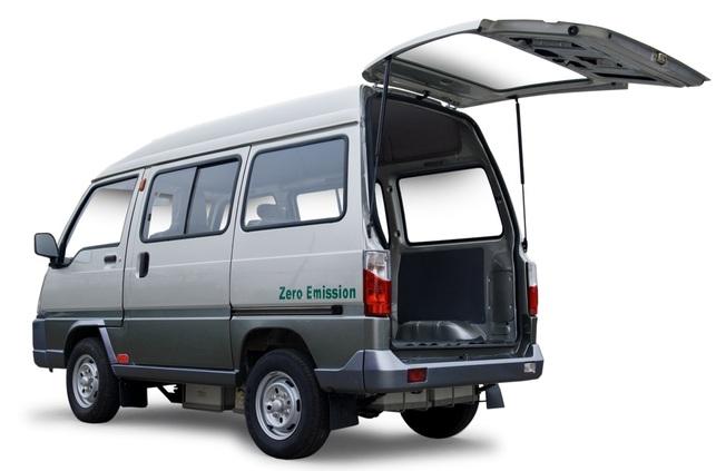 Un nouveau microbus électrique : le ZAP Shuttle