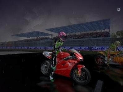 Jeu vidéo : Ducati World Championship