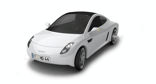 Trois modèles économiques Loremo produits en 2010