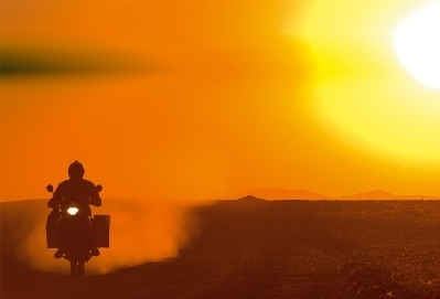 KTM 990 Adventure 2006 : parfum Dakar
