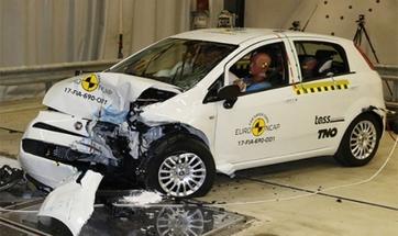 Crash-test: les voitures les plus sûres de 2017… et les plus dangereuses