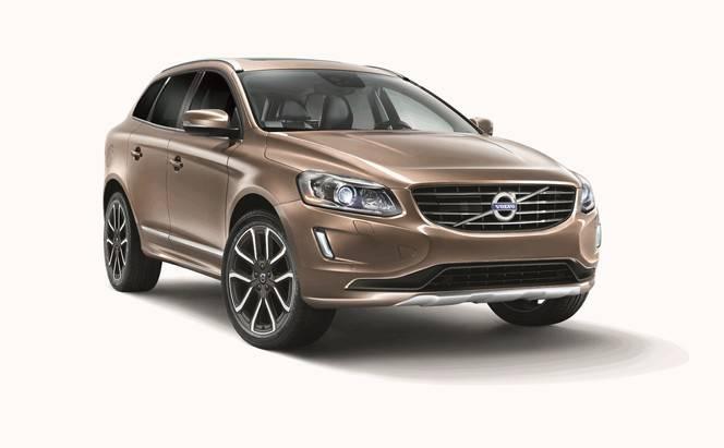 Volvo dévoile la série limitée XC60 Përfekt Edition