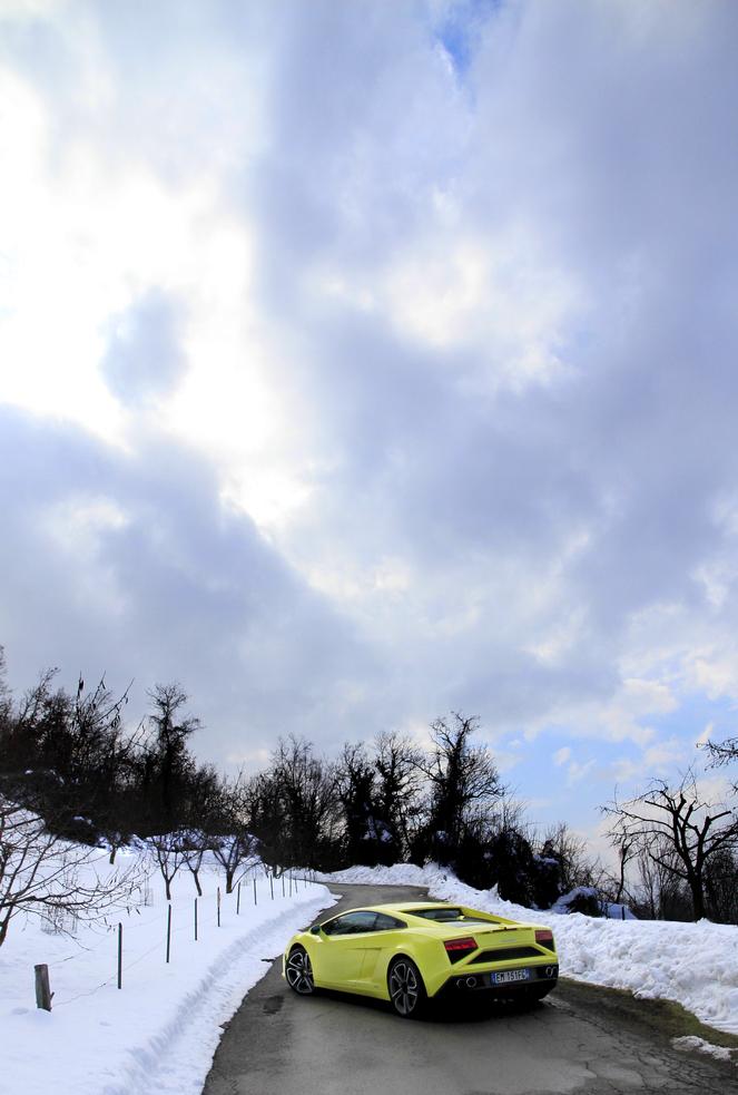 Essai vidéo Virée - Lamborghini Nova Gallardo LP560-4 : la sursitaire