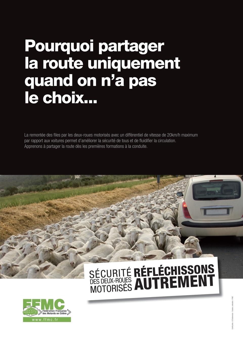 FFMC : la campagne de sensibilisation sur les dangers en deux-roues