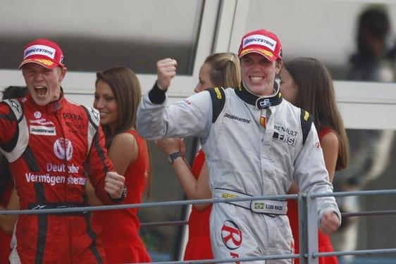 GP2 Monza Course 2 : Razia sur la course, Hulkenberg champion