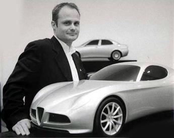 Wolfgang Egger, nouveau boss Design du groupe Audi