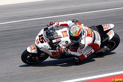Moto GP - Honda: De Angelis a son ticket 2009 confirmé