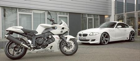 BMW K 1200R by AC Schnitzer : La performance à l'Allemande