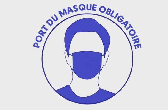 Le masque devient obligatoire pour tous !