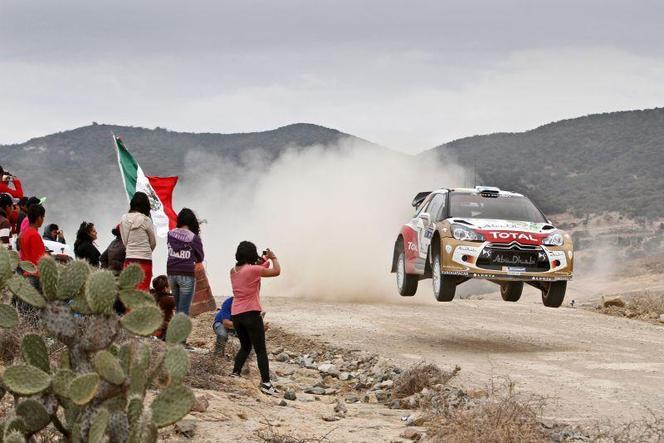 WRC Mexique Jour 2 : Ogier prend l'ascendant
