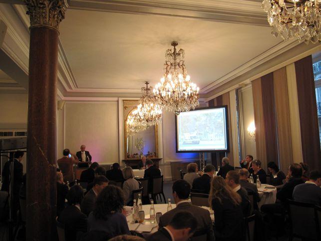 Conférence de presse : le secteur autoroutier veut réduire les émissions polluantes