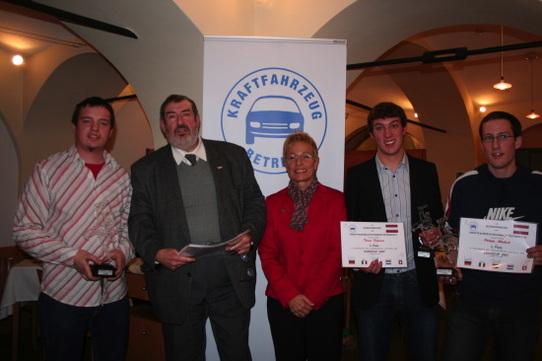 Autriche : Coupe d'Europe des mécaniciens automobiles