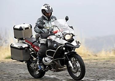 BMW R 1200 GS Adventure :
