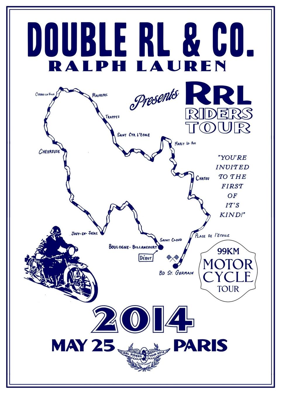 Calendrier : Caradisiac Moto vous ouvre les portes du RRL Riders Tour