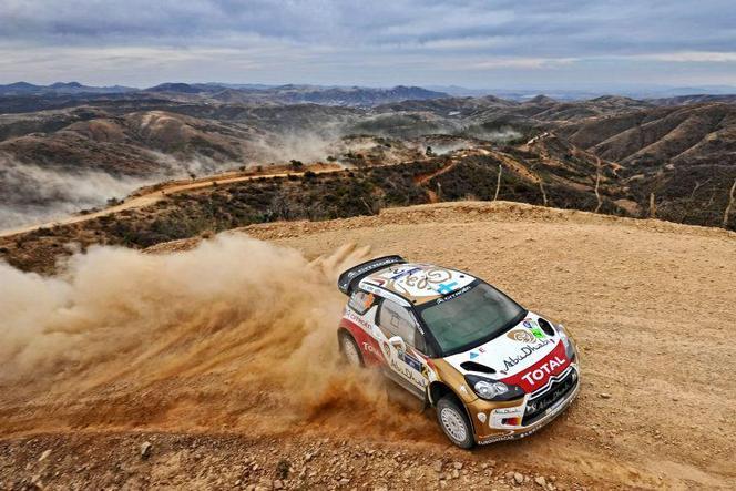 WRC Mexique Jour 3 : Ogier prend son envol (malgré un portail fermé)