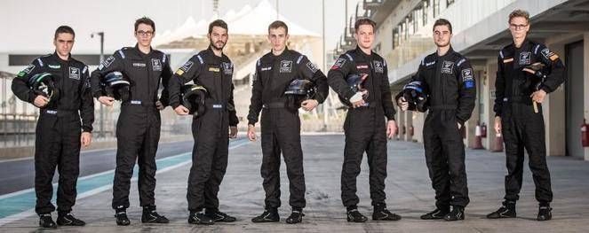 Interview de Romain Sarazin (FR) vainqueur de la Nissan GT Academy 2015 Europe
