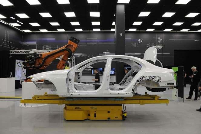 Surprise : voici la structure de la prochaine Mercedes Classe E