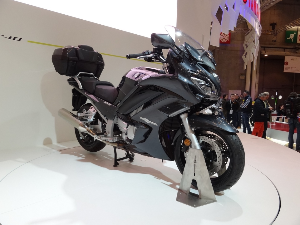 En direct du Salon de Paris : Yamaha FJR 1300