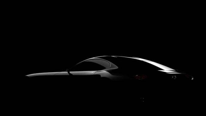 Mazda dévoilera une RX-9 Concept lors du salon de Tokyo