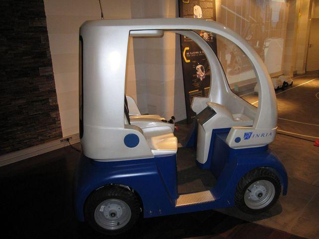 Reportage : présentation du projet Modulowatt, l'accroche du véhicule électrique