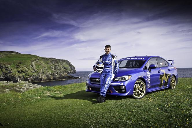 Subaru bat son record sur le TT de l'Ile de Man avec la WRX STI 2014