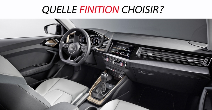 Quelle Audi A1 Sportback choisir?