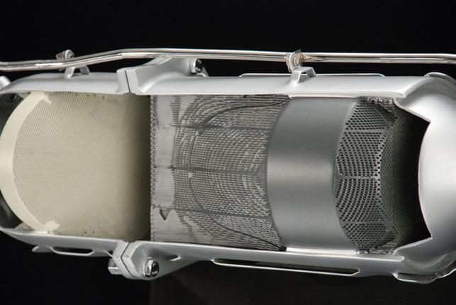 PSA Peugeot Citroën fier de son filtre à particules