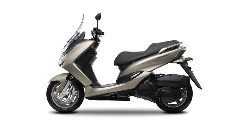 nouveaut s scooters 2014 yamaha majesty s 125 cm3 mbk. Black Bedroom Furniture Sets. Home Design Ideas