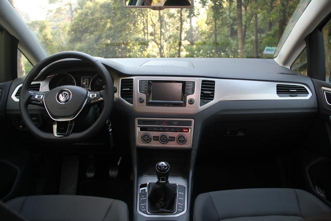 Essai vidéo - Volkswagen Golf Sportsvan : Golf à volumes