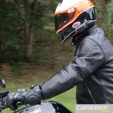 Essai Scala Rider G4: installation et reconnaissance.