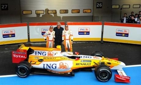 Innovation en Formule 1 : Total et Renault main dans la main