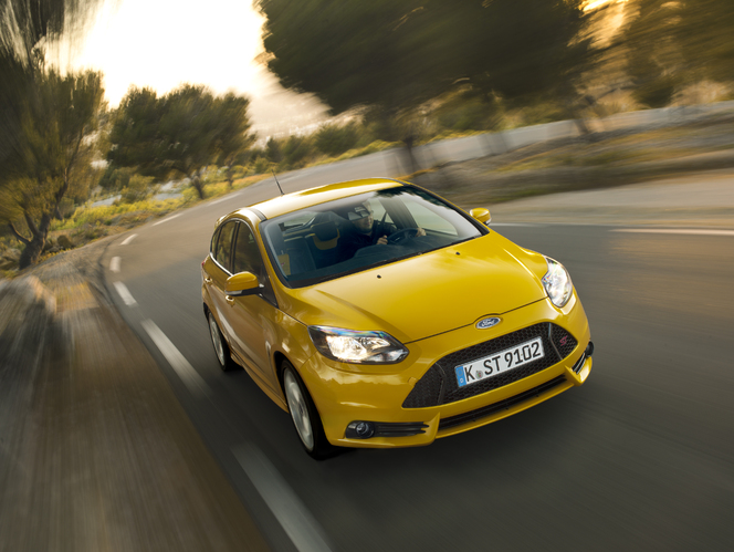 "Ford Focus ST, la ""hot hatch"" la plus vendue devant la Golf GTi et la Mégane RS"
