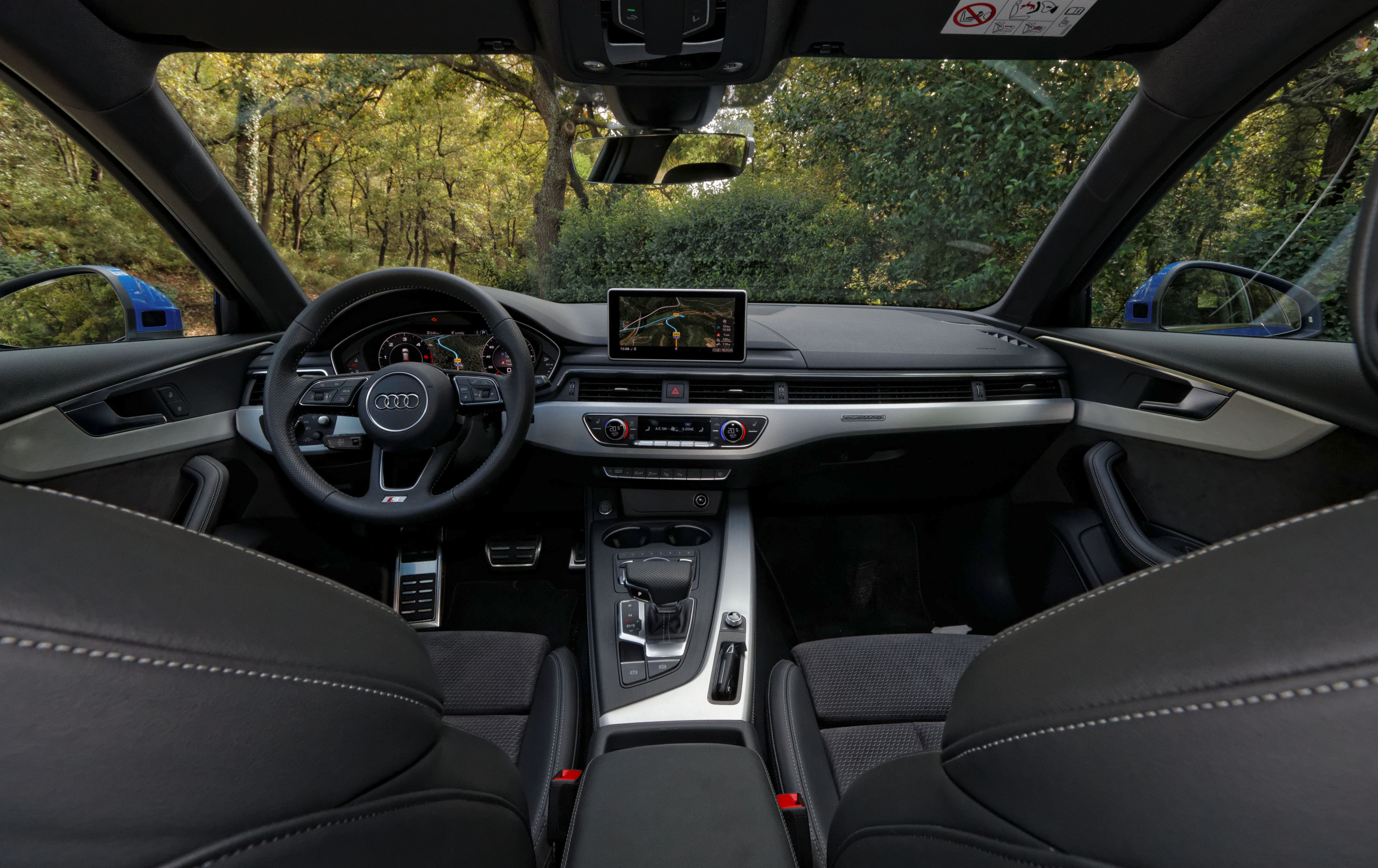 Essai Vid 233 O Audi A4 Avant Apparences Trompeuses