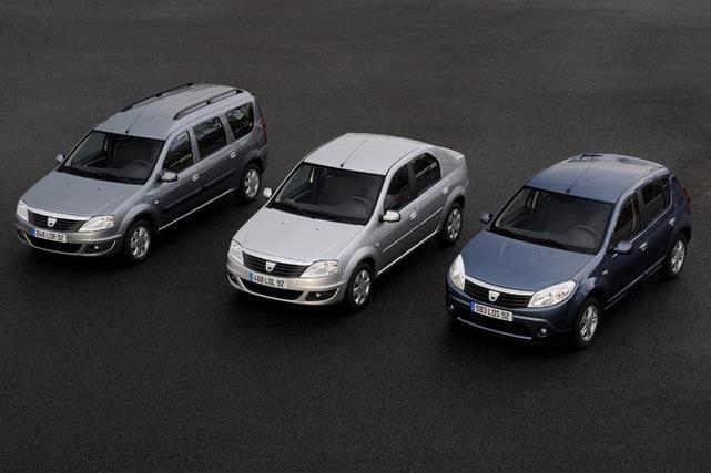 Dacia mise sur le GPL, les biocarburants et les moteurs essence moins polluants en Europe