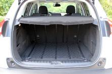 A l'intérieur de la Peugeot 2008
