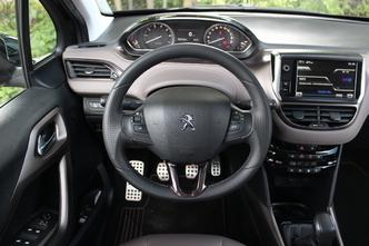 De A 2008 Peugeot La L'intérieur GLMjpUqVSz