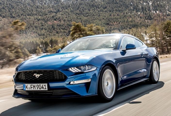 La Ford Mustang est la voiture la plus populaire sur Instagram.