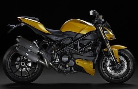 Ducati Streetfighter: un 848 en approche dès novembre...