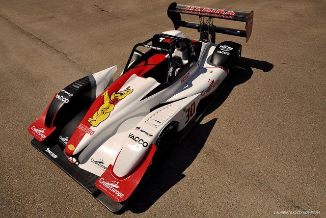 Pikes Peak 2014 : mise au point terminée pour la Norma M20 de Romain Dumas
