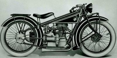 BMW R39 : 1925-1927