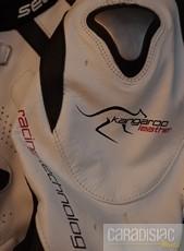 Combinaison Segura S Race 3: présentation avant essai.