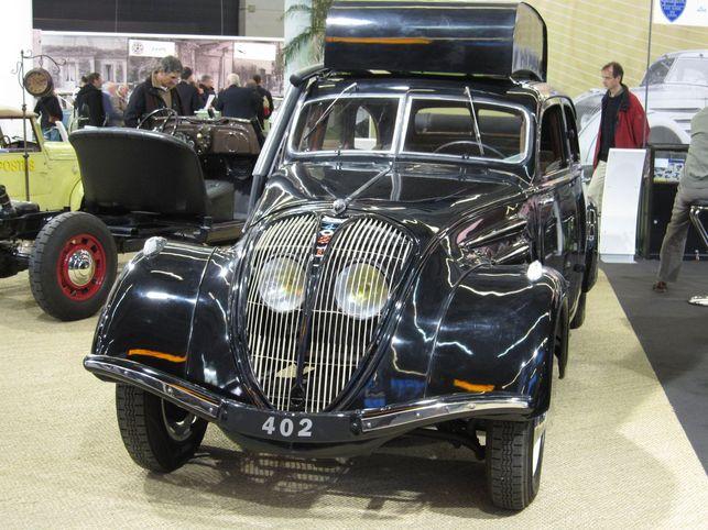Reportage au Salon Rétromobile Suite : le patrimoine de l'Aventure Peugeot
