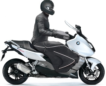Bagster Briant pour scooters BMW