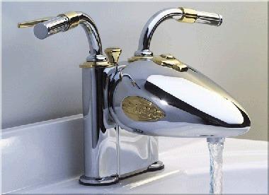 Un robinet pas comme les autres