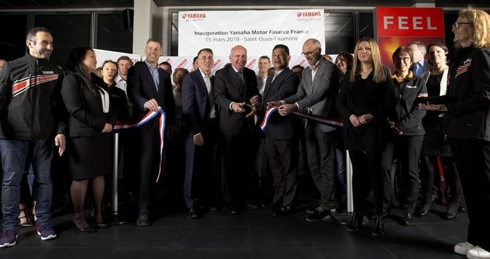 Marché français : Yamaha crée une société de financement spécifique pour un meilleur service client