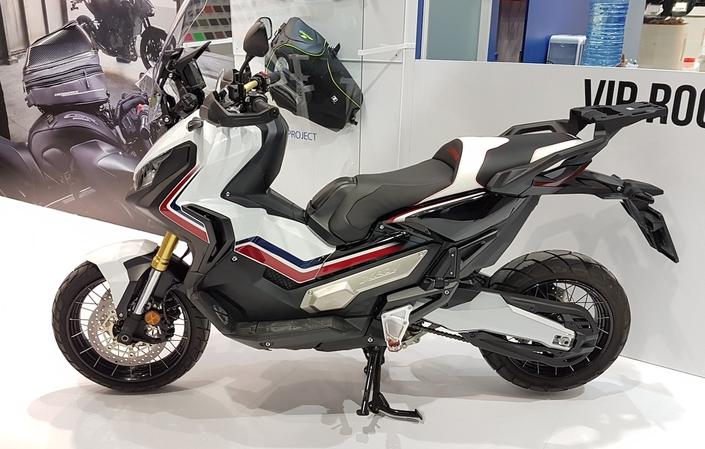 Bagster équipe le Honda X-ADV