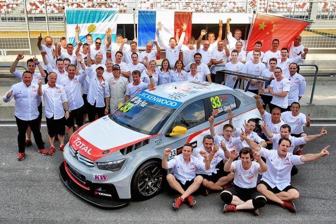 WTCC/Moscou: un dimanche historique pour la Chine et Citroën!